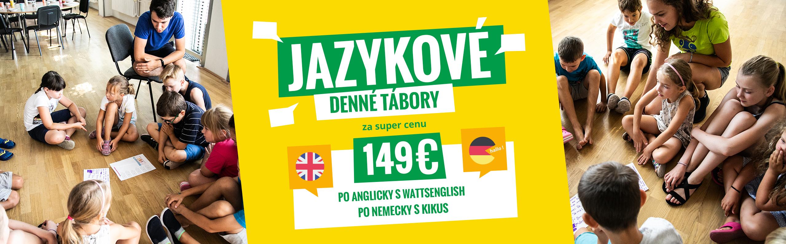 3924b6a9c Denné tábory - Denné tábory 2019 v Bratislave a okolí